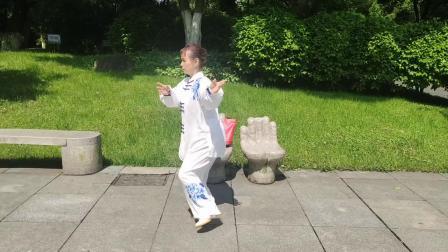 潘志红表演传统83拳自选套路_01
