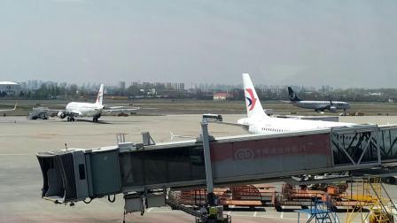青岛飞机场20210406