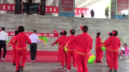 扇子舞《荞麦花》临汾市说唱合唱团舞蹈队庆五一演唱会20210424