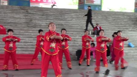 舞蹈《爱上蓝月亮》临汾市说唱艺术团舞蹈队去演唱会20210424