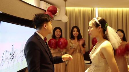 戴海明陈锦霞婚礼录像2021419美美新娘