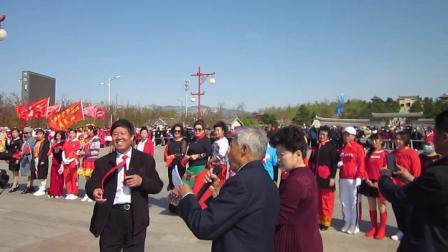 北镇市秧歌舞蹈协会《梨花节汇演》制作-东明2021.4.25