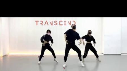 当潮不让 中国风爵士编舞 练习室 全盛舞蹈工作室