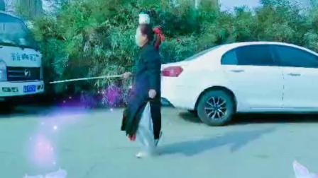 王素秀演练太极拳