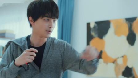 横滨流星 x 声优-石田彰 (配音的魔鬼教练 ) 健身拳击2 广告