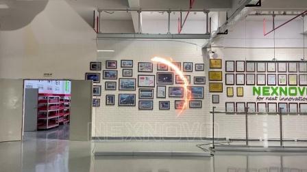 晶泓科技光电玻璃屏NSN系列