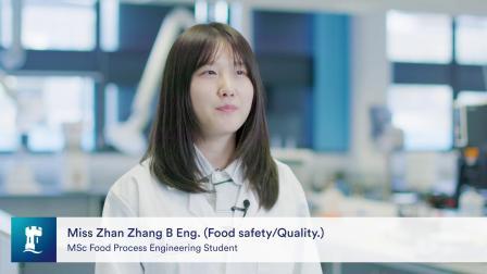UoN Food Proces Engineering Students