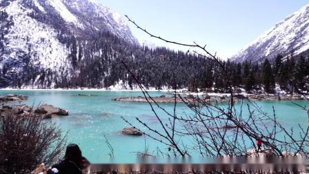 2021西藏林芝桃花节2(然乌湖)