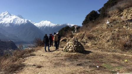 2021西藏林芝桃花节3(南迦巴瓦峰)
