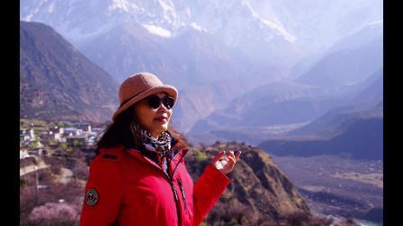 2021西藏林芝桃花节1
