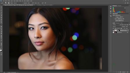ps磨皮插件Portraiture 3.0使用教程