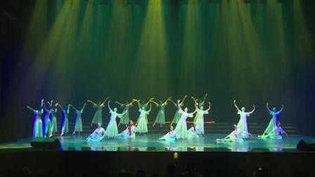 舞蹈 中国舞 当代舞《雨后梧桐》(剪4分)