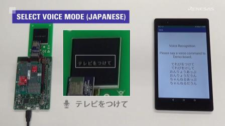 RE Solution Low Power Voice Recognition Wearable UI and Remote Control