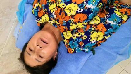 陈红易针八卦脐针腹针治疗两边胯骨痛三叉神经痛患者反馈