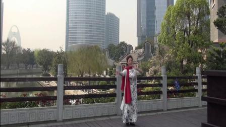 雪冰青春活力广场舞《醉香》雪冰~演示~广州和深圳猎德.