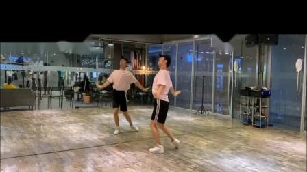 花雨落 中国风爵士编舞 镜面练习室 白小白