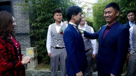 婚礼全程(上)