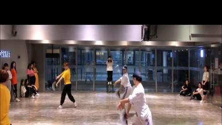 醉 中国风爵士编舞 镜面练习室 白小白