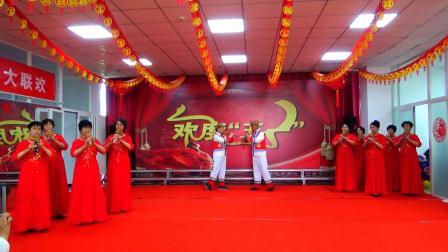葫芦丝演奏《青藏女孩》北京熙景嘉园庆五一联欢会