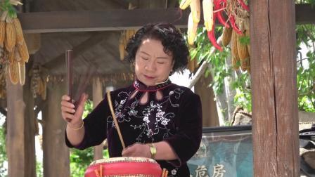 """艺海影视:电影小镇演员崔素娟演唱河南坠子""""许仙游湖"""""""