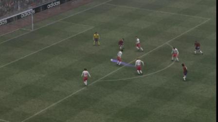 PS2世界足球胜利十一人7国际版(多语言版) 精彩回放集锦(1)