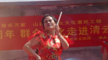 高平市文化馆舞蹈团演出【剧照拾零】