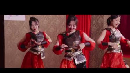以女生之名 中国风爵士编舞 练习室 全盛舞蹈工作室