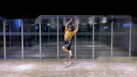 以女生之名 中国风爵士编舞 练习室 白小白