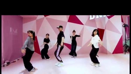 小满 中国风爵士编舞 练习室 白小白