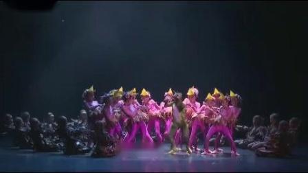 舞蹈之乡 2021 少儿舞蹈大赛 编号8201 少儿原创舞蹈