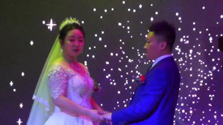 乔冠博、里雪新婚庆典
