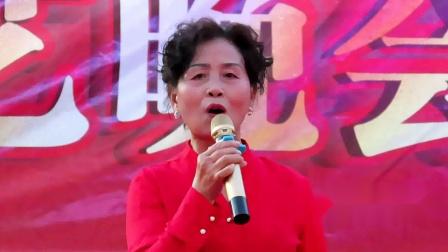 四川广元市宝轮镇花园社区文化艺术团庆祝五一文艺晚会