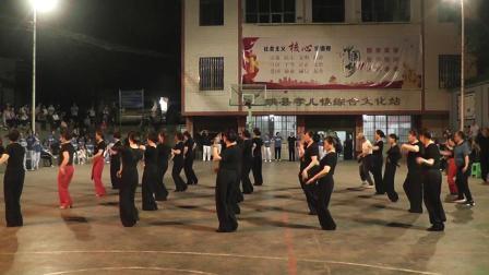 夕阳红,跳起来舞蹈队五一联欢晚会下