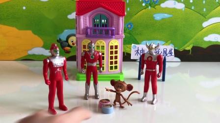 玩具故事:大哥,我们好饿啊