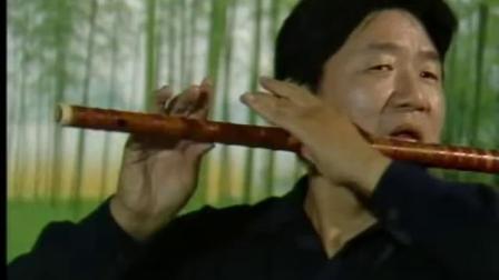 俞逊发大师吹奏的竹笛曲《姑苏行》