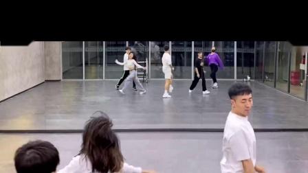 大风吹 中国风爵士完整版编舞 镜面练习室 白小白