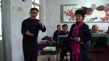 HDV_2648吕剧《双玉蝉》唱段:此番你进京城.演唱:陈丽娟老师.姚克福老师