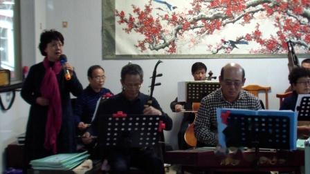 HDV_2657吕剧《山东汉子》唱段:我的老屋.演唱:陈丽娟老师