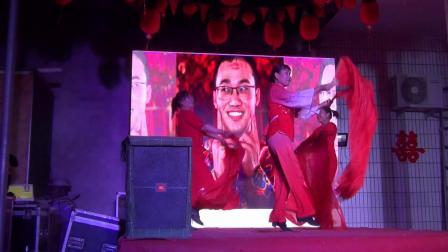 吕国强先生、吕未芳女士为令郎结婚之喜暨爱的歌舞晚会