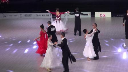 王国强&宁凤云获得2021中国国际标准舞(体育舞蹈)全国邀请赛,湖南省第十八届青少年国际标准舞(体育舞蹈)锦标赛暨第八届少儿舞蹈大赛成人常青A组亚军