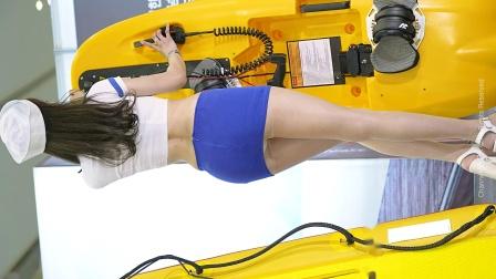 赛车模特直拍 Model YOU RIAN 2021