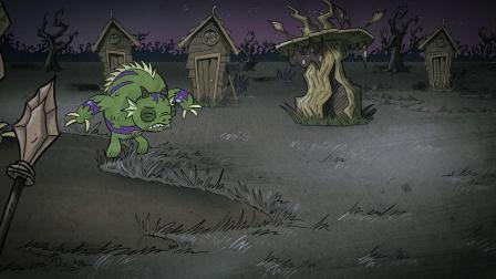 饥荒:联机版 旧神归来 风暴之眼更新动画