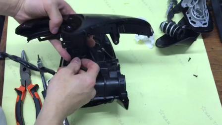 马自达昂克赛拉电动折叠后视镜