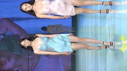 2020年深圳設計周埃尔夫時尚內衣秀双人