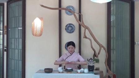 茶艺师、茶道、茶艺美女、茶艺表演 天晟165