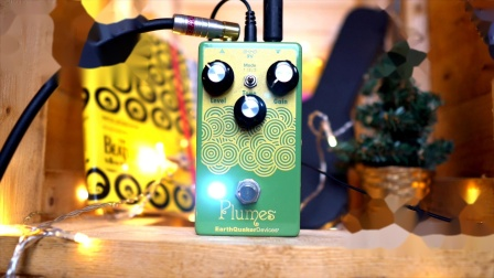 38 - Earthquaker Devices Plumes Overdrive - 100 Days 100 Gears