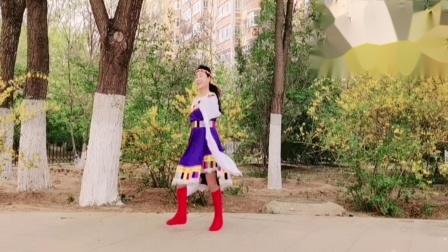 皇家帝苑广场舞情歌呀啦索(个人版)