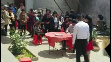 安宁走基层:我开车拉着婆婆去唐县显口村参加婚礼.mpg
