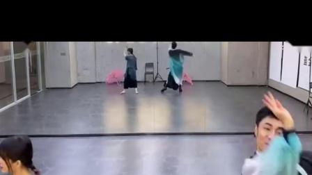 笑纳 中国风爵士编舞 镜面练习室 白小白