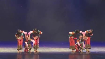 建党100周年 舞蹈之乡 少儿原创舞蹈 编号8619